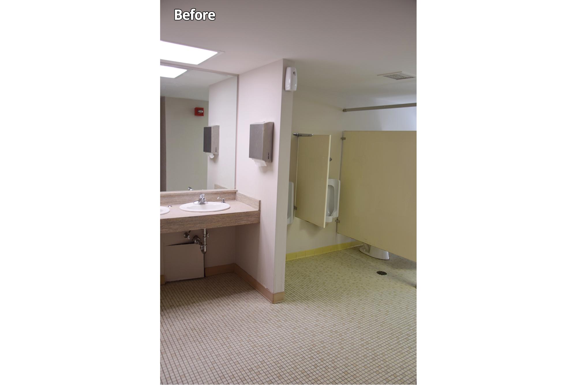 2300 Henderson Mill Road Restroom Renovation Photo