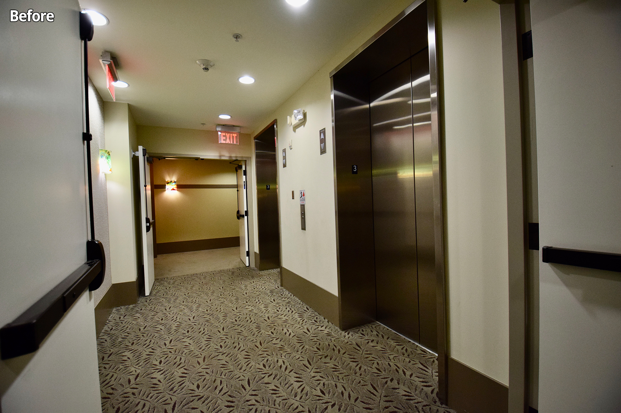 The Artisan Condominiums - Corridors Photo