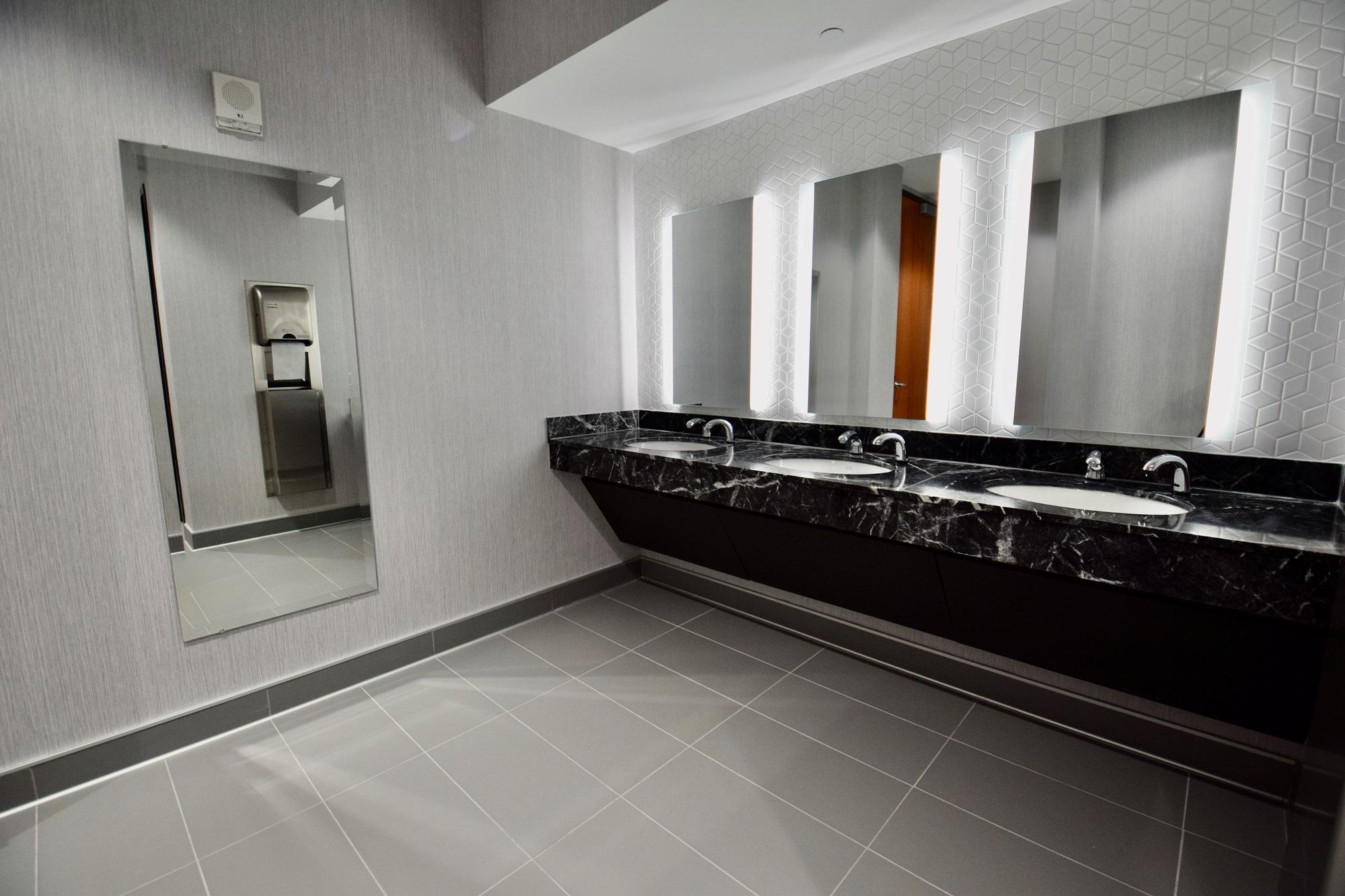Terminus Building 100 Restrooms Photo