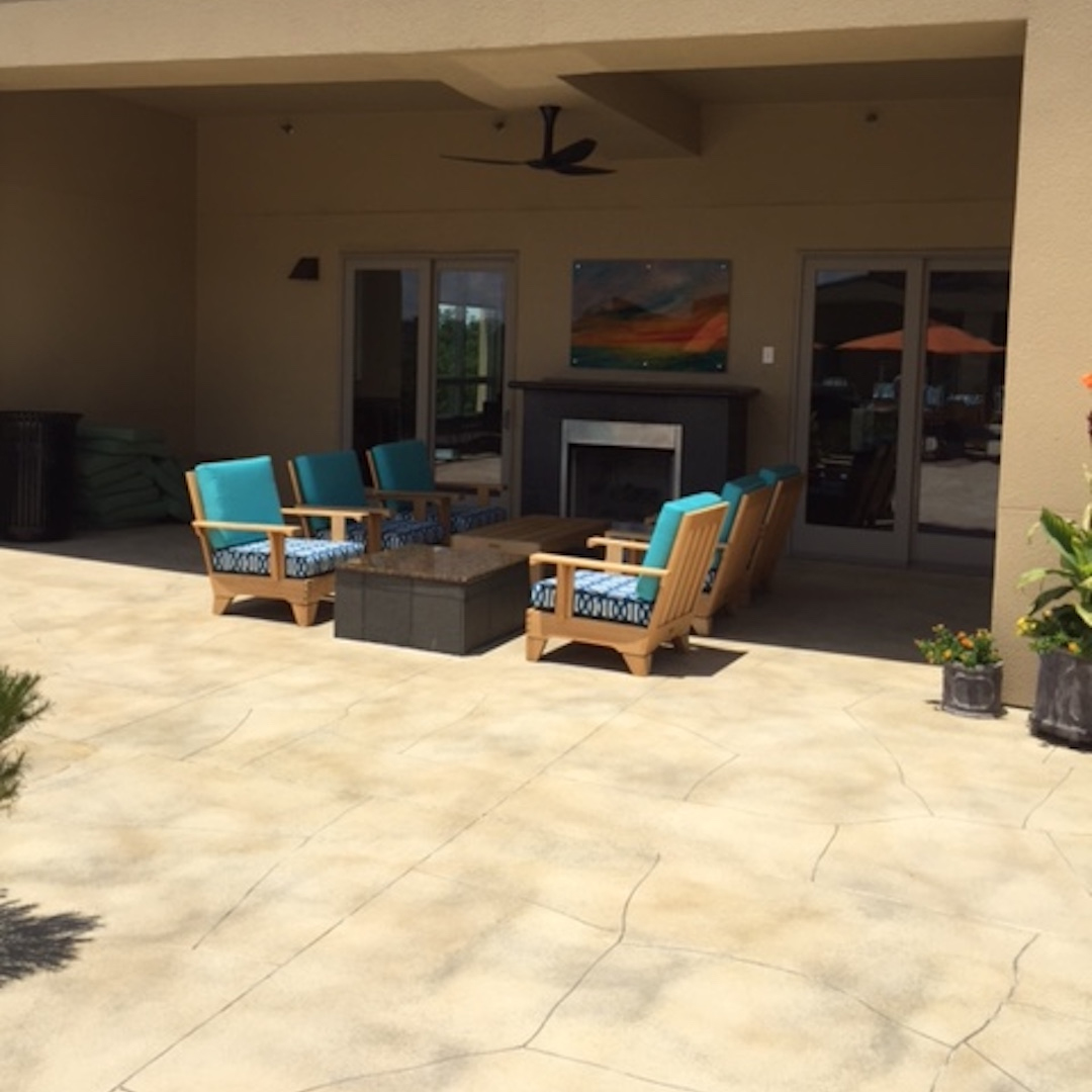 The Artisan Condominiums - Pool Deck Renovation Photo